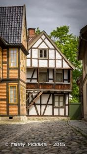 Houses on Cobble Street