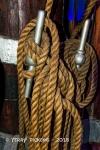 Fram Rigging Ropes