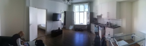 Our room in Oslo