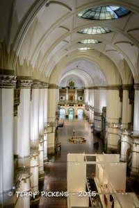 Nordiska Museet Interior