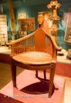 Odd chair at Nordiska Museet