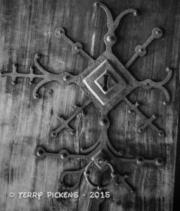 Norsk Folkemuseum - Door hardware
