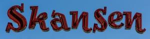 Skansen Sign