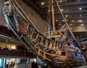 Vasa Sailing Ship
