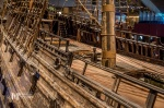 Vasa Sailing Ship Main Deck and rigging
