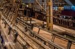 Vasa Sailing Ship Main Deck and rigging