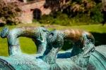 Cannon Handles at Akershus Slott