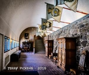 Receiving Room at Akershus Slott