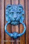 Lion Door Knokker