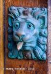 Lion Door Bell
