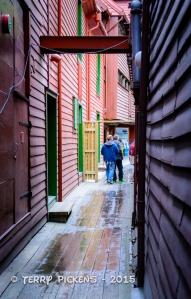 Bryggen Alley