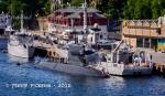 Navy installation at Akershus Shloss, Oslo