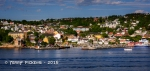 Town along the Fjord