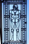 Main Gate detailMain Gate at Frogner Park