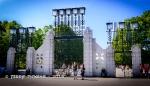 Main Gate at Frogner Park