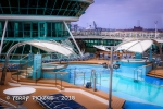 Outdoor Pool, Legend of the Seas Royal Caribbean Cruise Lines