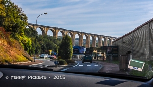 On the road to Arles