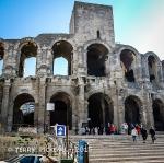 Arles Coliseum.