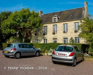 Our Bayeux B&B interior