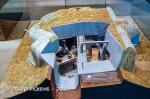 German Casemate Bunker model
