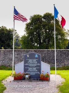 Angouville-au-plain Memorial