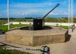 Utah Beach gun emplacement