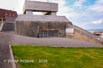 Omaha Beach gun emplacement