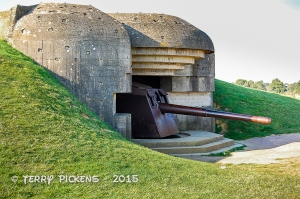 Longes Sur Mer German Battery