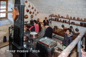 Chenonceau Kitchen
