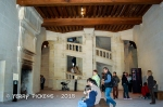 Chambord, Chateau Main Hall and Stairs