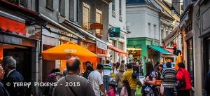 Amboise Street Scene