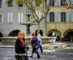 Uzes Main Square