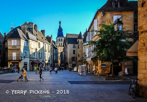 Sarlat Main Square