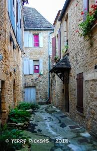 Sarlat Alley