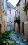 Sarlat Alley