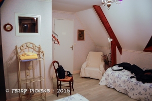 Our room in Sarlat