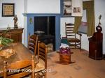 1870 workers house interior, Netherlands Outdoor, Museum