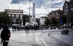 Damrak Square