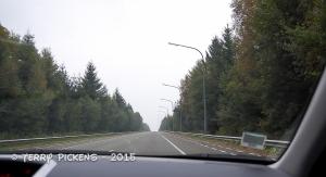 On the road to Arnhem