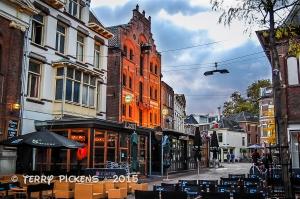 Arnhem old town
