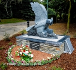 101st Airborne Memorial at Bastogne