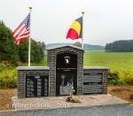 101st Airborne Memorial outside Bastogne