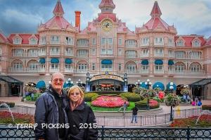 Disneyland Entry