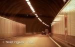 Inside the 6.6 K long tunnel
