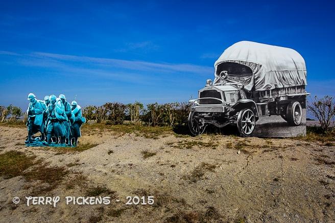 Art on the Road to Verdun