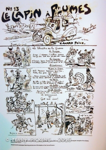 War cartoons and political propaganda
