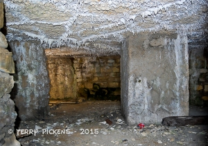 Fort Douamont Interior