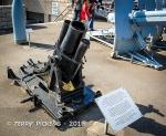 WWI mortar