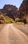 Trail to Parker, AZ