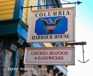 Columbia Harbor House